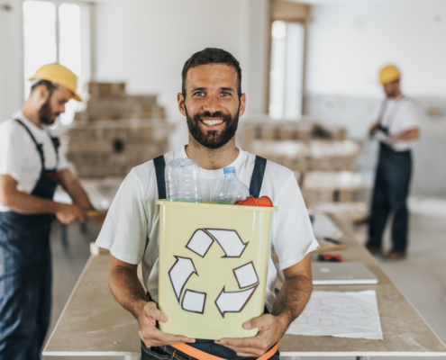 leed recycling services